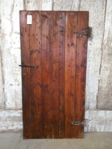 104-barn door - front side