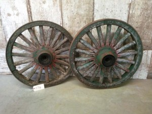 176 Wagon Wheels - fullview of 2