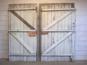 210 Barn Doors - fullview 1